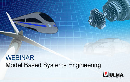 Model Based Systems Engineering by ULMA Embedded Solutions