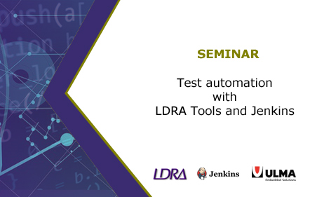 Test automation with LDRA and Jenkins