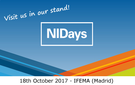 ULMA Embedded Solutions invites you to NIDays 2017
