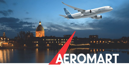 12th edition of Aeormart - ULMA will be there