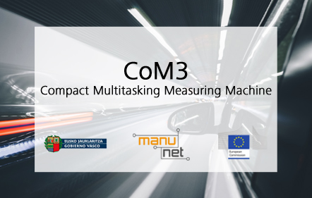 CoM3: Compact Multitasking Measurement Machine