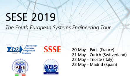 The South European Systems Engineering Tour 2019